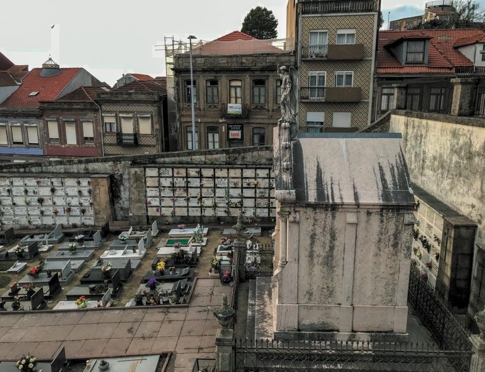 Cemitério Prado doRepouso - Porto, Portugalia