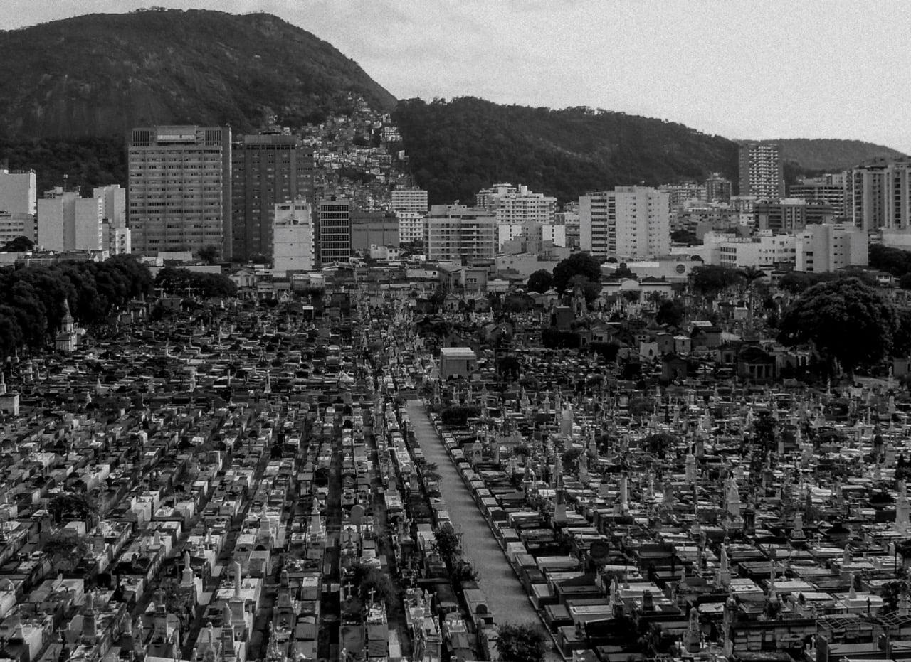 2 Cemitèrio São João Batista – Rio de Janeiro, Brazylia