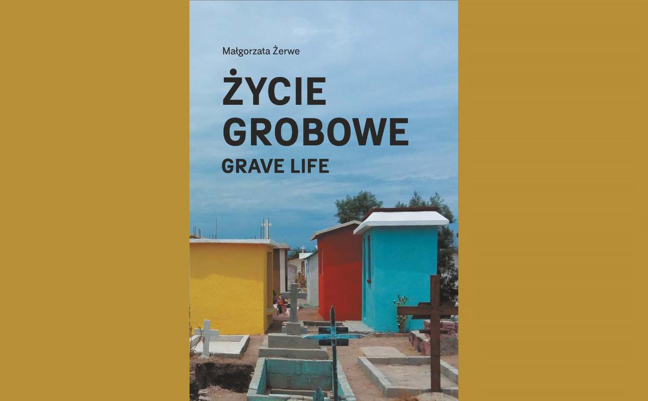 Okładka książki Życie grobowe