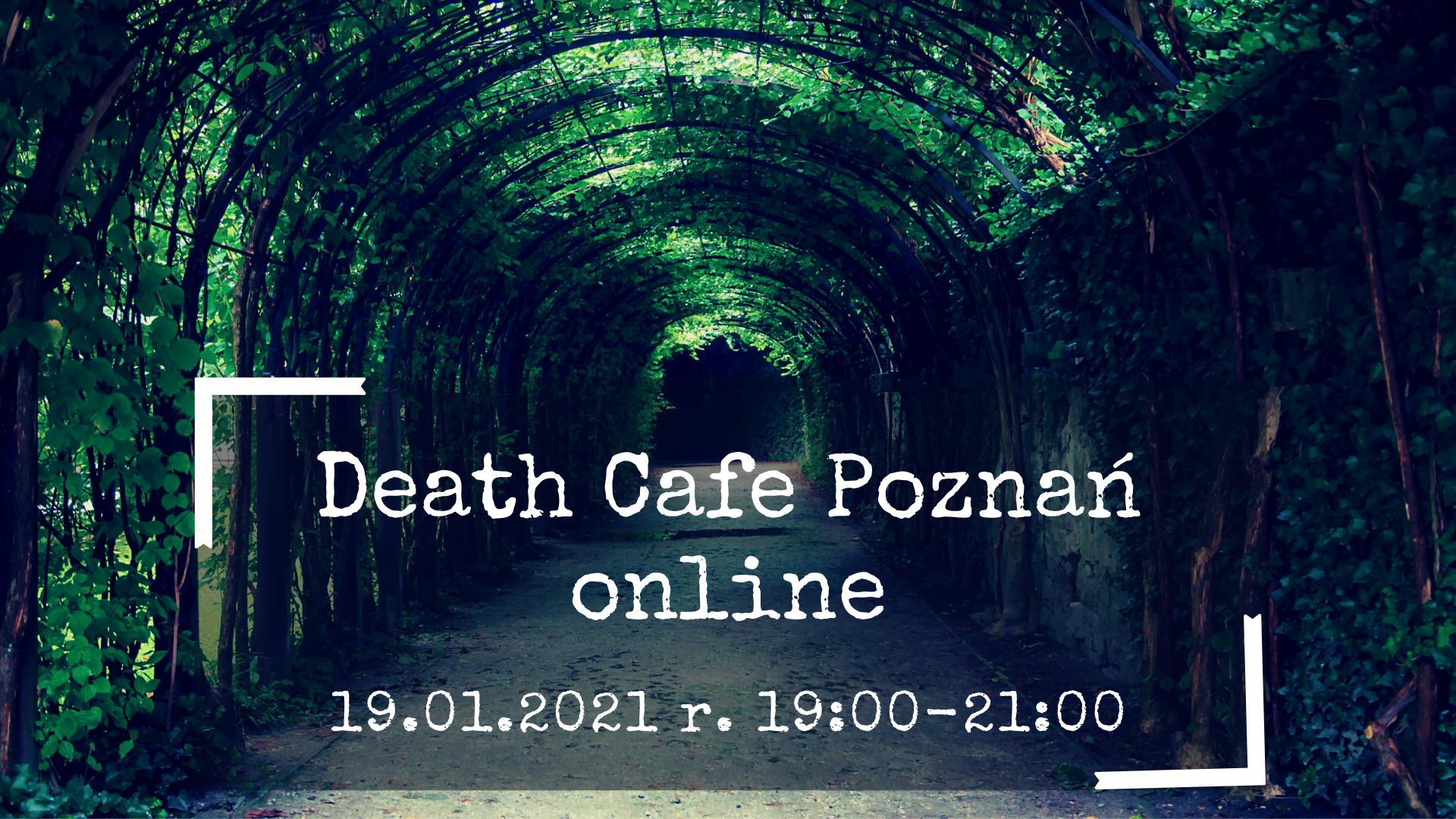 Death Cafe Poznań