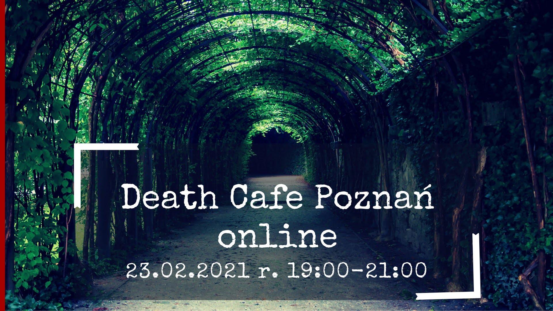 Death Cafe Poznan Online